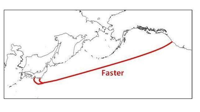 Google construirá un nuevo cable submarino transpacífico