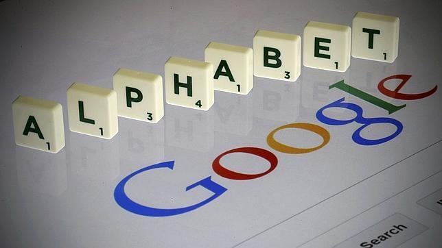 Los problemas de Google con la marca Alphabet en internet