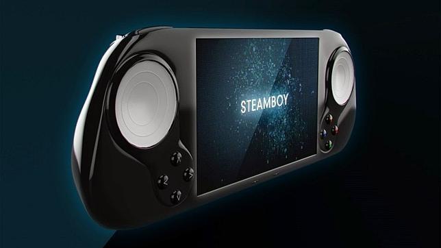 La consola portátil con Steam saldrá en 2016
