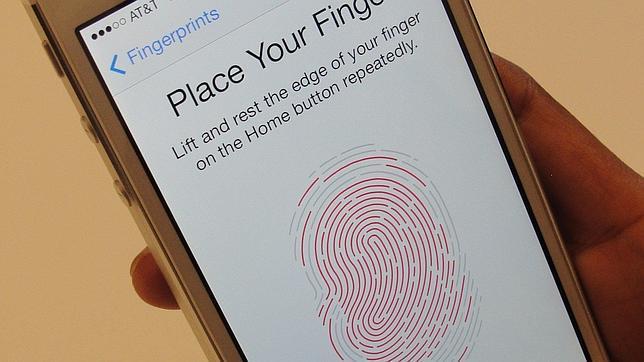 El sensor dactilar Touch ID de Apple pedirá una segunda clave