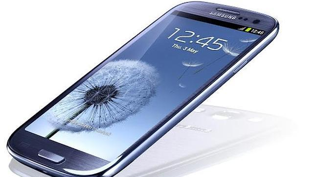 El Galaxy S III supera al iPhone