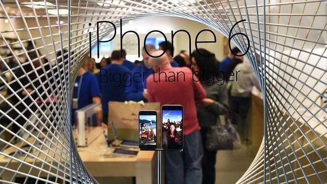 Más de la mitad de los iPad, iPhone y iPod Touch ya funcionan con iOS 8