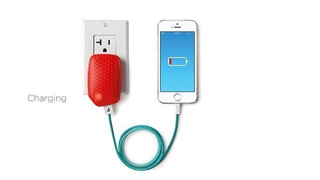 Powerslayer, un cargador inteligente capaz de detenerse cuando el móvil está cargado