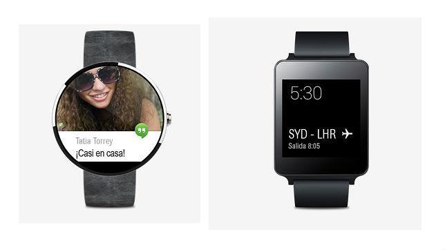 Android Wear: ¿disponible para iPhone?