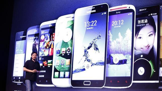 «Smartphones» de menos de cien euros