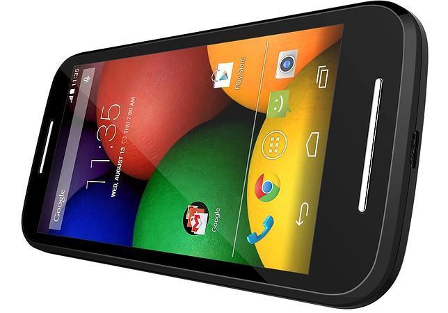 Motorola, a la conquista de la gama de entrada con los Moto E y Moto G
