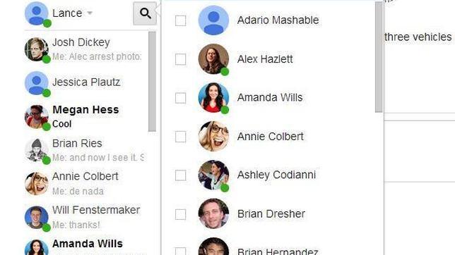 Google empieza a introducir cambios de diseño en Gmail