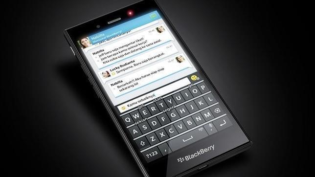 BlackBerry trata de resurgir en los países emergentes con el «smartphone» Z3