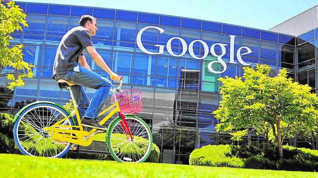 El salario de los becarios de Google: seis mil dólares al mes