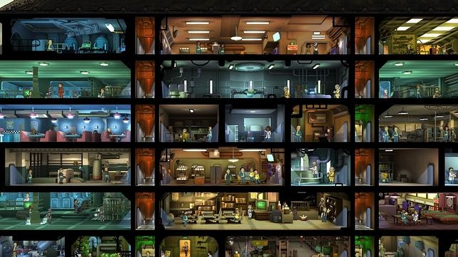 «Fallout Shelter» sale al fin en Android