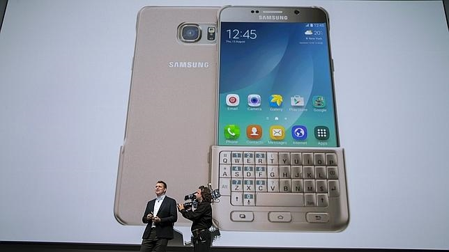 Samsung Galaxy Note 5 frente a la Note 4: ¿en qué se diferencian?