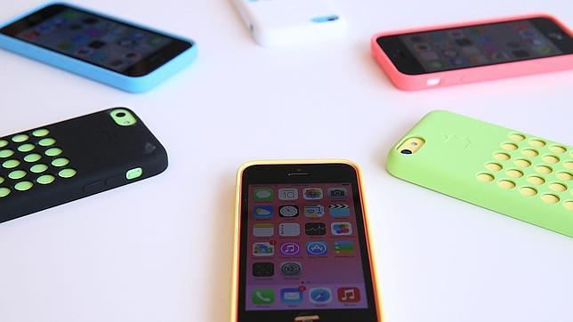 El iPhone 5C ya se puede reservar