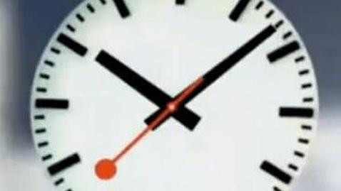 Apple seguirá utilizando, ahora legalmente, la imagen de los relojes de las estaciones ferroviarias suizas