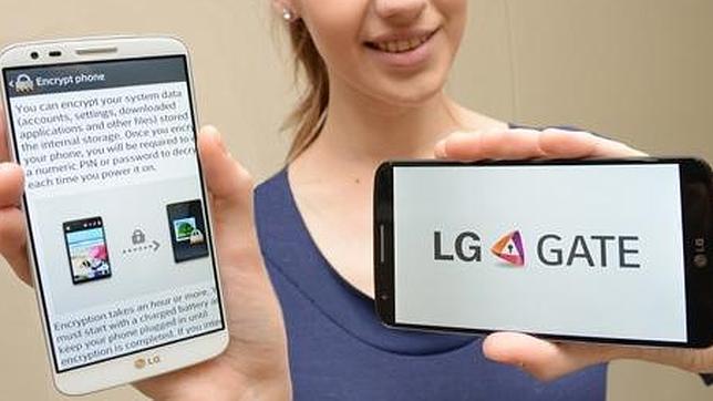 Los «smartphones» penetran en la empresa