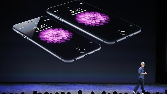 Apple lanza este mes el iPhone 6 y el iPhone 6 Plus en 36 países más