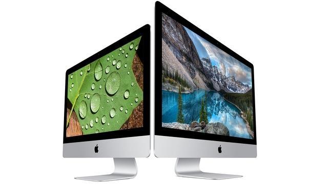 Apple remodela el sistema de control en los nuevos iMac que ofrecen pantalla Retina