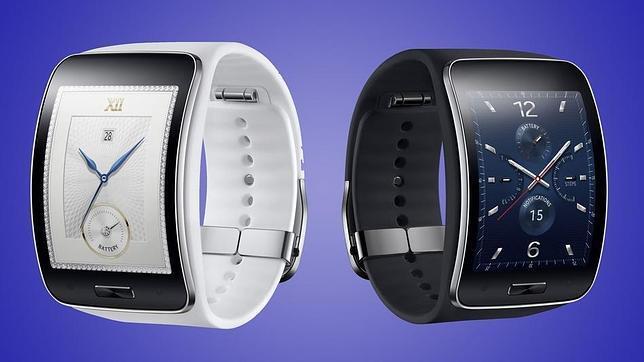 El «smartwatch» Samsung Gear S, el primero con SIM, desembarca en España