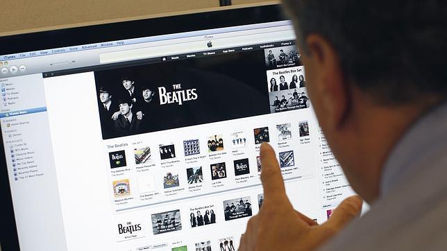 La tienda iTunes, el gran negocio de Apple