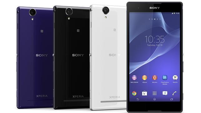 Sony presenta dos Xperia de gama media