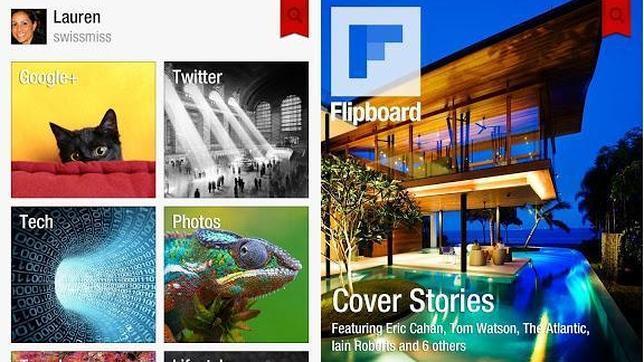 «Flipboard» para leer bien