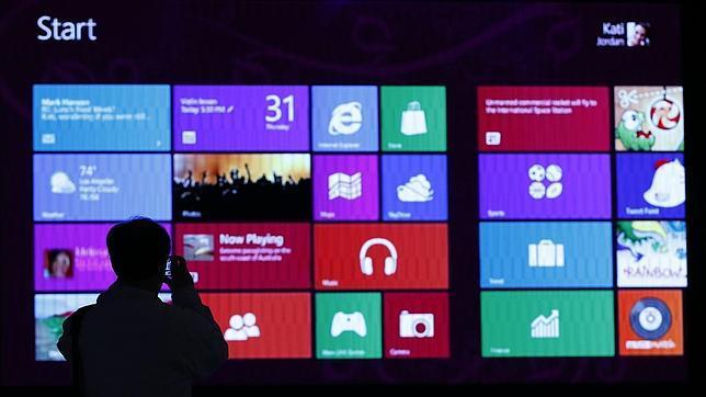 Windows 8 supera los 200 millones de licencias vendidas