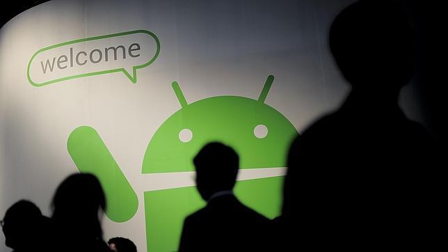 Android no planeaba soportar pantallas táctiles antes del lanzamiento del iPhone