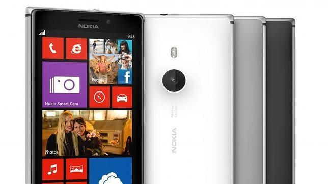 Nokia presenta sus Lumia 928 y 925, nuevos terminales con cámaras revolucionarias