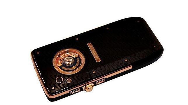 El smartphone más caro del mundo cuesta 130.000 euros