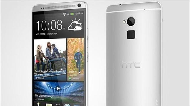 Así es el nuevo HTC One Max
