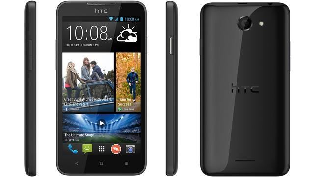 HTC Desire 516, un nuevo acercamiento a la gama media