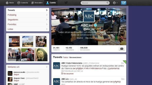 Huelga general 14N: Mensajes a favor y en contra de la huelga, trending topic en Twitter