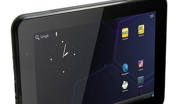Airis presenta su nuevo «tablet» de 9 pulgadas: OnePAD 900HD