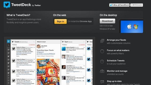 Cómo crear un «timeline» personalizado en Twitter