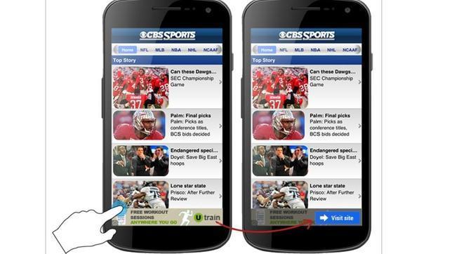 Google combate los clics accidentales en la publicidad móvil