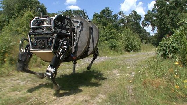 Google compra Boston Dynamics, una empresa especializada en crear robots