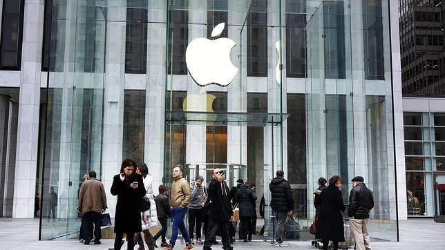 Las acciones de Apple se tambalean