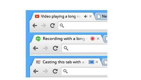 La última versión de Chrome «ataca» a las ventanas ruidosas