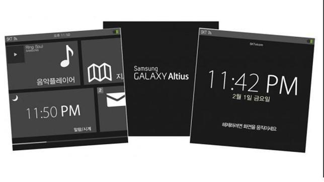 Samsung también trabaja en un reloj inteligente como el iWatch de Apple