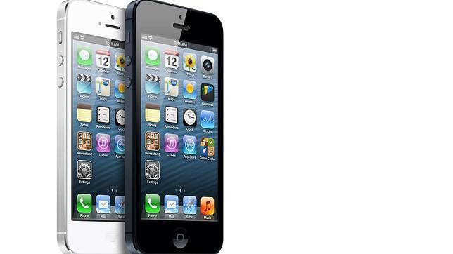 Apple reconoce el fallo de seguridad en el iPhone 5