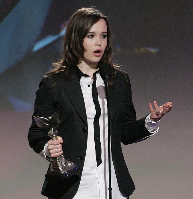 ellen page juno lesbiana  644x662 La actriz Ellen Page sale del armario