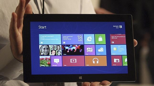 Microsoft solo ha vendido 1,5 millones de Surface