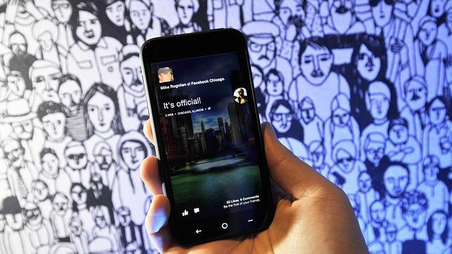 Facebook Home obtiene una puntución baja en Google Play