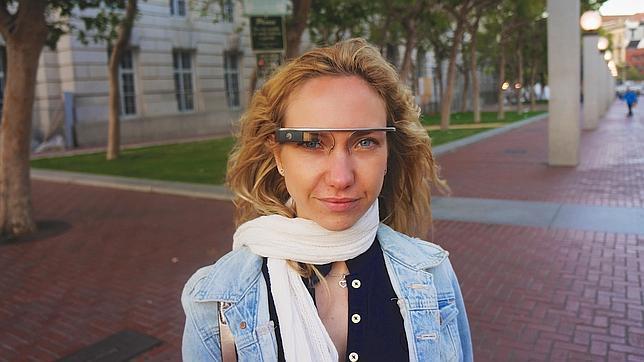 Probamos las Google Glass