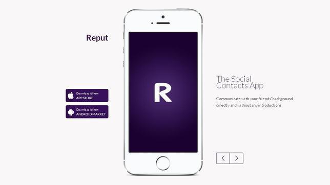 Reput, una app para hablar de los contactos en común