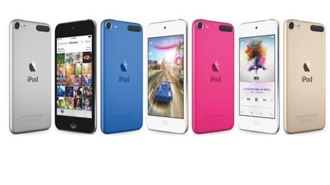 Apple se saca del bolsillo un nuevo iPod
