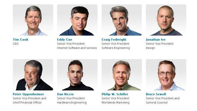 Apple al fin tiene a una mujer en su consejo directivo