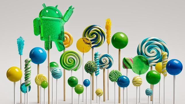Google desvela el significado de la L en Android L