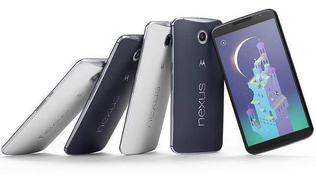 Google presenta el nuevo Nexus 6