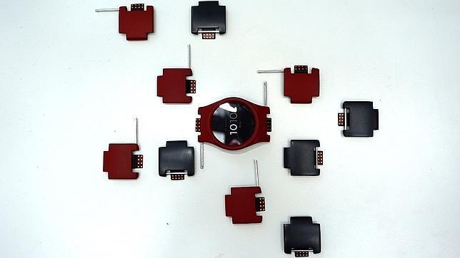 Blocks, primer «smartwatch» modular del mundo que cautiva al sector