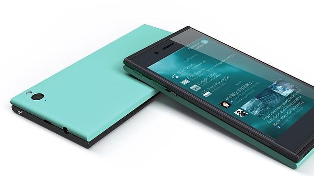 Jolla, el nuevo móvil con ADN finlandés, llegará el 27 de noviembre